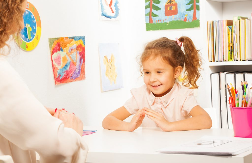 Helping kids develop fine motor skills